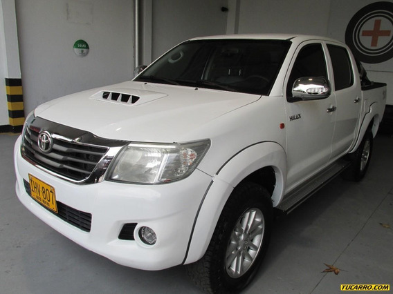 Toyota Hilux Hilux Euro4
