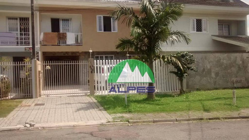 Sobrado Residencial À Venda, Xaxim, Curitiba. - So0827