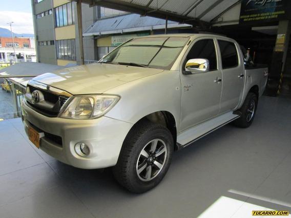 Toyota Hilux Imv 2500cc 4x4 Mt 2ab