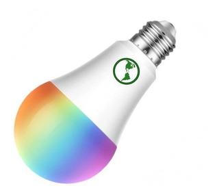 Ampolleta Wifi Inteligente Smart Rgb Colores Google Alexa