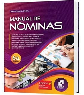 Manual De Nóminas 6ta Edición