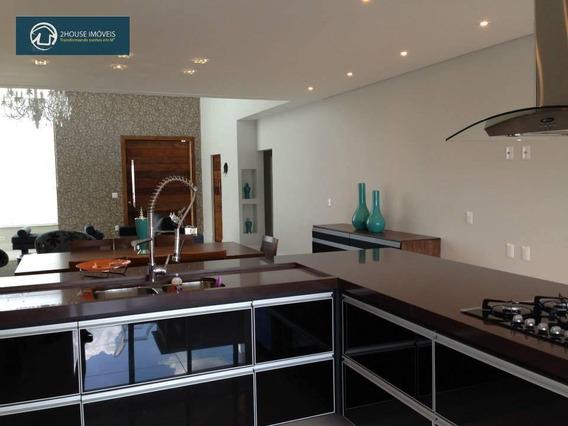 Casa Com 4 Dormitórios À Venda, 500 M² Por R$ 2.185.000,00 - Jundiaí Mirim - Jundiaí/sp - Ca2686
