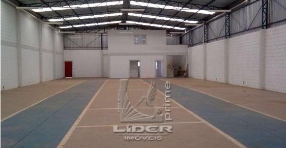 Galpão Industrial Ou Comercial Bragança Pta - Ga0023-1