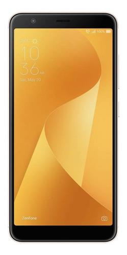 Imagem 1 de 5 de Asus ZenFone Max Plus M1 ZB570KL Dual SIM 32 GB ouro-solar 3 GB RAM