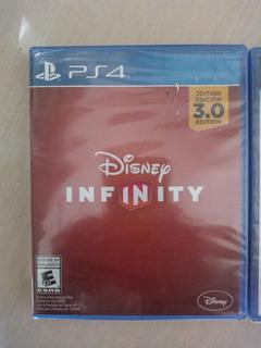 Juego Fisico Ps4 Original Disney Infinity Usd10