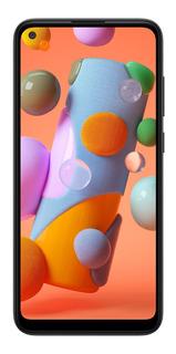 Celular Samsung Galaxy A11 64/3 Gb Negro Cuotas Techcel