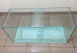 Aquario 200 Litros 1.00x40x50 - Vidro 8mm Pronta Entrega
