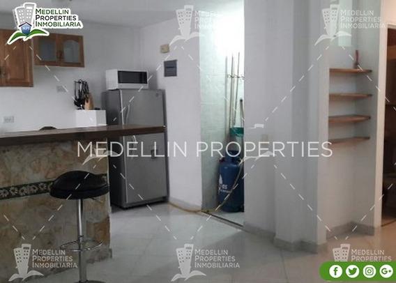 Arrendamientos De Apartamentos En Medellín Cód: 4667