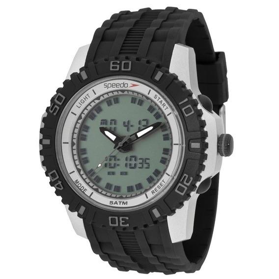 Relógio Speedo Masculino 81155g0evnp2 C/ Garantia E Nf