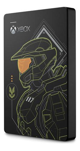 Imagen 1 de 1 de Disco 2tb Seagate Edición Halo Stea2000431 Xbox One Series