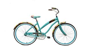 Bicicleta Urbana Cathy Playera Slp R26 C/ Guardabarros+envio