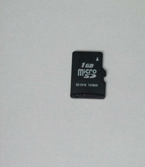 Cartão De Memoria 1gb Taiwan Sd-co1g