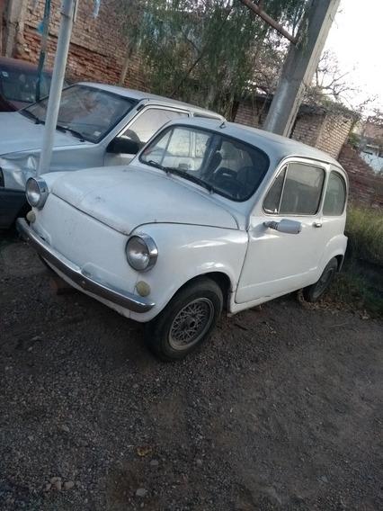 Fiat 600 Motor 850