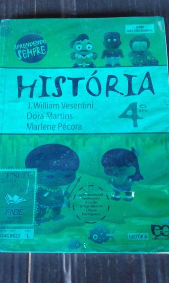 Coleção Aprendendo Sempre História 4oano