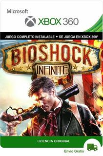 Bioshock Infinite Xbox 360 Digital Original Oferta Juego