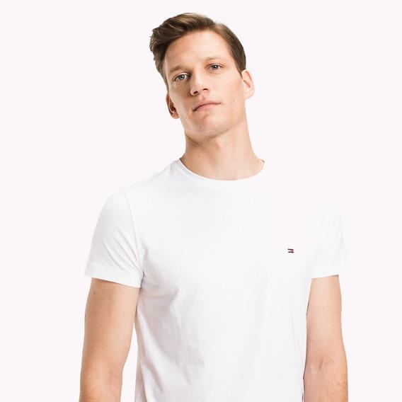 Camiseta Tommy Hilfiger Basic Original
