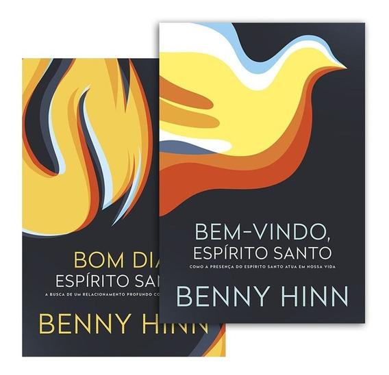 Kit Livros | Bem-vindo, Espírito Santo & Bom Dia, Espírito S