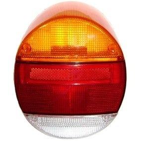 Lanterna Traseira Fusca 79 Até 96 Fafá Tricolor Ld / Le