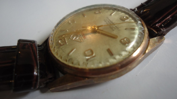 Relógio Mondaine Ancre 17 Rubis A Corda Funcionando Coleção