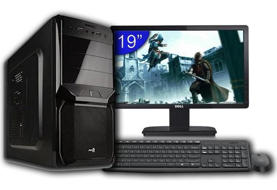 Computador Completo 4 Gb Ram + 1 Tb Hd - Core 2 Duo