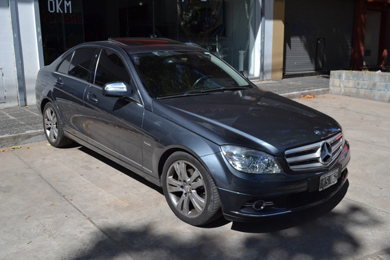 Mercedes-benz Clase C 1.8 C200 K Avantgarde At 2008 44504710