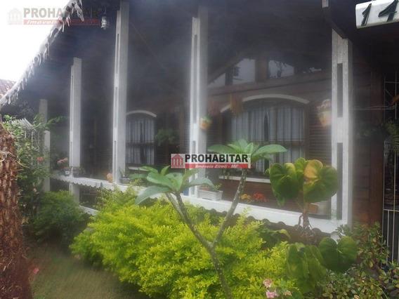Casa Residencial À Venda, Terceira Divisão De Interlagos, São Paulo - Ca0499. - Ca0499