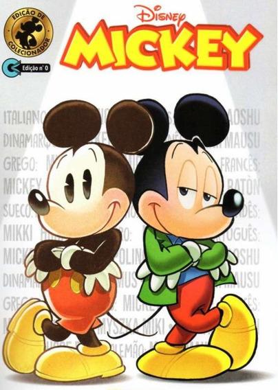 Sem Repetição Kit 10 Gibis Novos Disney / Culturama