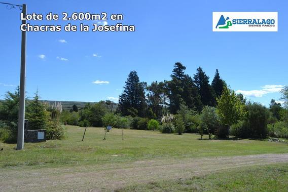 2.600m2 En Chacras De La Josefina - Terreno - Villa Giardino
