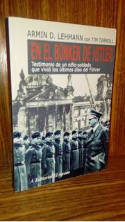 En El Bunker De Hitler - Lehmann