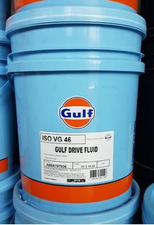 Aceite Hidraulico Gulf Fluid Drive X 20 Litros