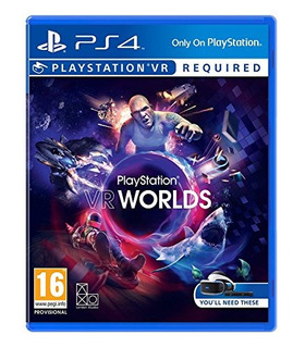 Playstation Vr Worlds (psvr) Ps4