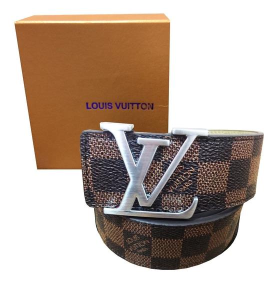 Correa Louis Vuitton Lv Cinturon Cl26 Despacho Inmediato
