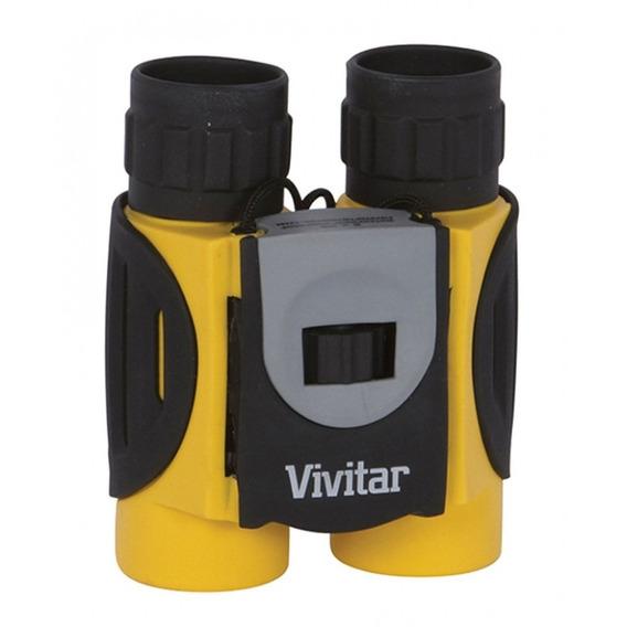 Binóculo Com Zoom De 8x E Lentes De 25mm Vivitar Viv-av825
