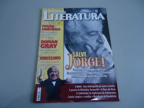 Discutindo Literatura Nº 9 - Jorge Amado - Luiz F. Verissimo