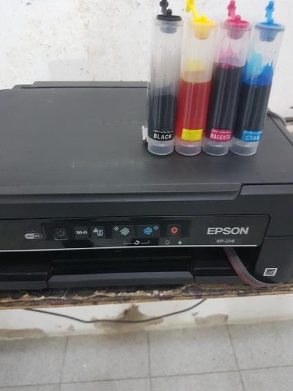 Impressora Epson Xp 214 Leia