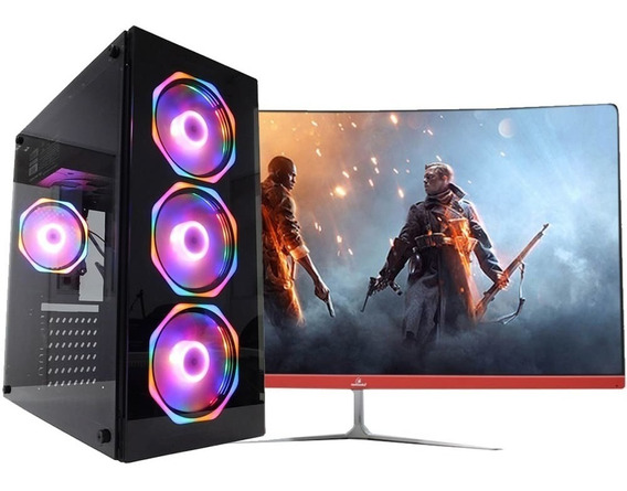 Pc Top+monitor 27