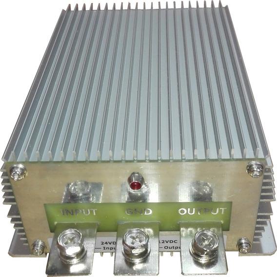 Convertidor Conversor 24v A 12v 60 Ah. Enertik