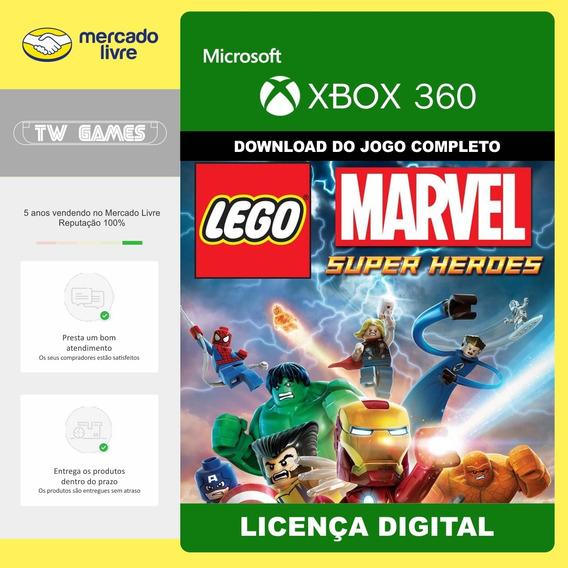 Lego Marvel Super Heroes Xbox 360 Digital