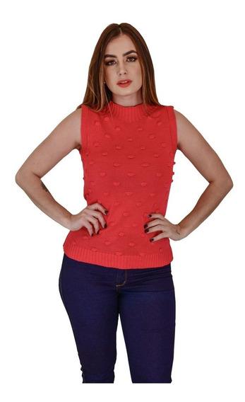 Blusa Feminina De Trico Moda Blogueira Peplum Malha De Frio