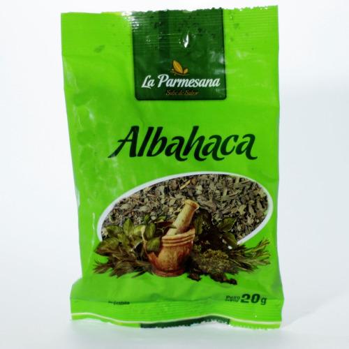 Albahaca La Parmesana X1und 20 G