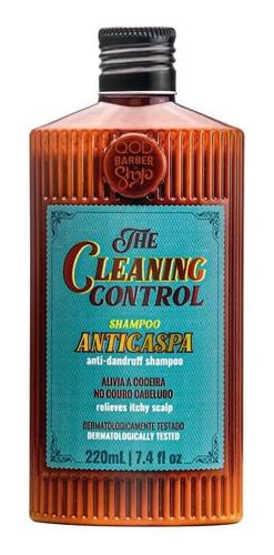 Imagem 1 de 1 de Shampoo The Cleaning Control 220ml   Anticaspa   Qbs