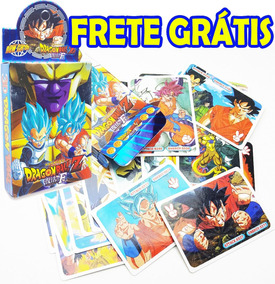 Deck 24 Cards Dragon Ball Card Game Atk Def Holográfico