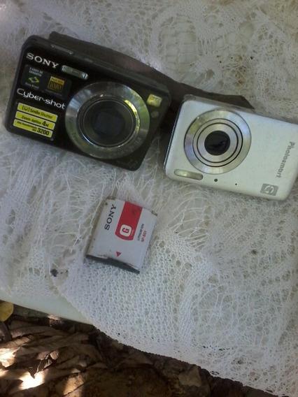 Lote De 2 Câmeras Fotográficas Japonesas Para Visão Noturna