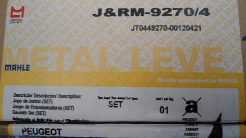 Kit De Juntas Completo Peugeot,citrõen,206,207,c3 1.4 8v Tds