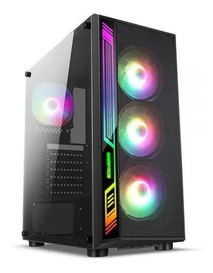 Pc Cpu Gamer Amd Ryzen 5 3600x 16gb Hd 1tb Gtx 1660 C/nfe