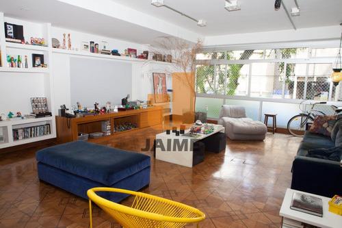Apartamento Para Venda No Bairro Higienópolis Em São Paulo - Cod: Bi1920 - Bi1920