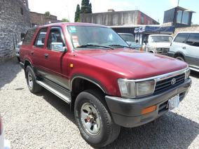 Toyota Hilux Diesel 2.8 4x4 Full Muy Buena