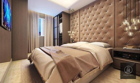 Oportunidade Apartamento Com 3 Dormitórios À Venda, 96 M² Por R$ 463.140 - Condomínio Residencial La Vista Moncayo - Sorocaba/sp, Valor Promocional. - Ap0427
