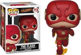 Funko Pop Dc Comics The Flash - Flash 713 - Pop Original