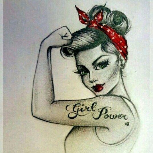 Remeras Mujer Feministas Lucha Gril Power Aborto